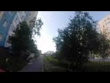 Прогулка по Надыму или в поисках wi-fi в городском парке.