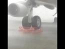 Самолет vs ветер