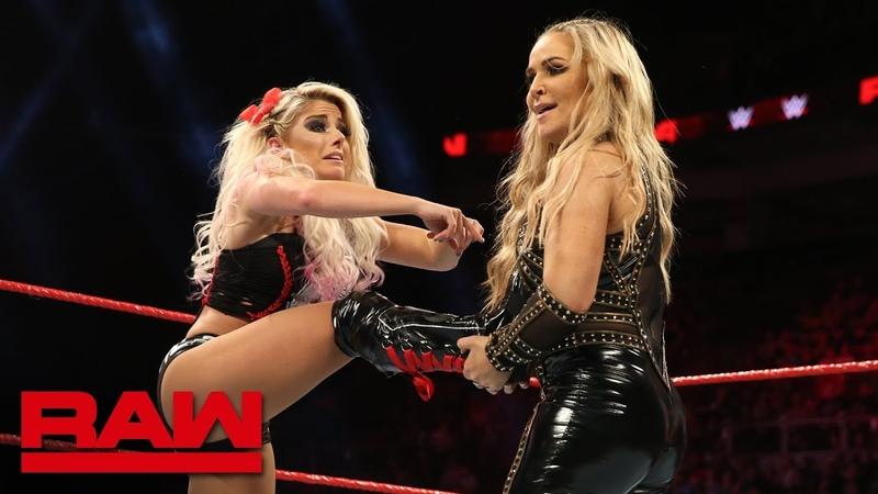 Natalya vs Alexa Bliss Raw Sept 3 2018