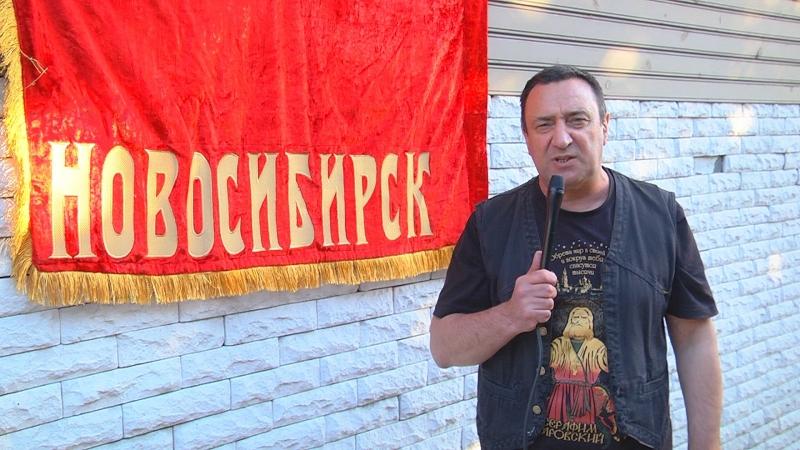 Юрий Зимин Все на митинг 22 сентября