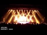 Apollonia [20' video mix] @ Espacio Quality - 13.06.2014 - Córdoba, Argentina eventronica.com