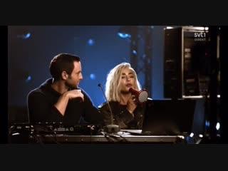 Snippet of Loreen on Melodifestivalen 2019
