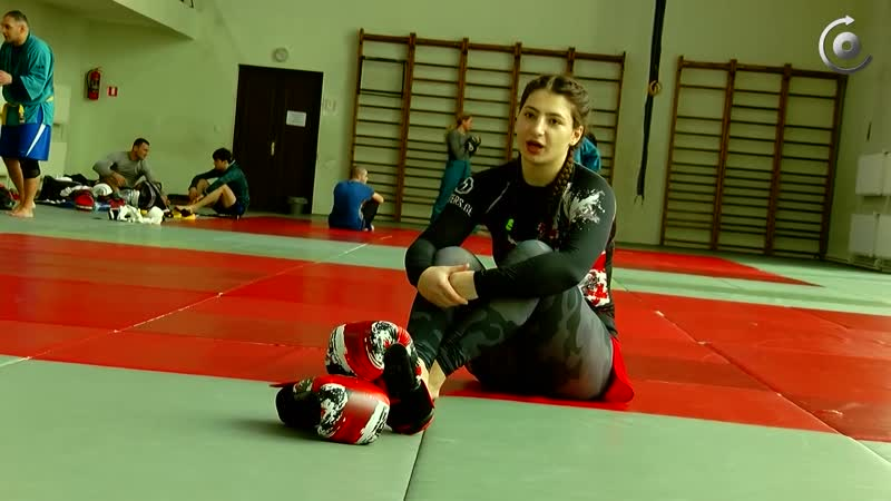 ლიანა ჯოჯუა - MMA - ის პირველი ქართველი გოგო ჩემპიონი