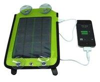 солнечная зарядка для автомобильного аккумулятора