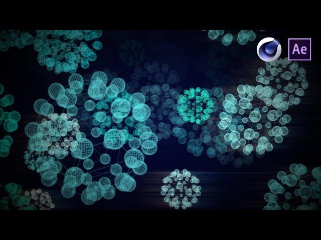 Particular 2.5 After Effects Tuto Français | Créer ses propres particules dans C4D Download