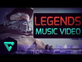 Video Game Legends Rap - Vol. 1 | Music Video by JT Machinima