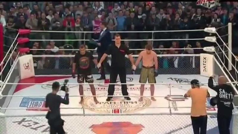 Павел Коваль vs. Джейхун Исаев (FightSpirit Championship5)