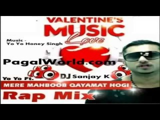 Mere Mehboob Qayamat Hogi Yo Yo Honey Singh New Song 2014