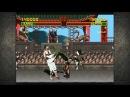 Mortal Kombat Arcade Kollection. Korvus VS Фен.