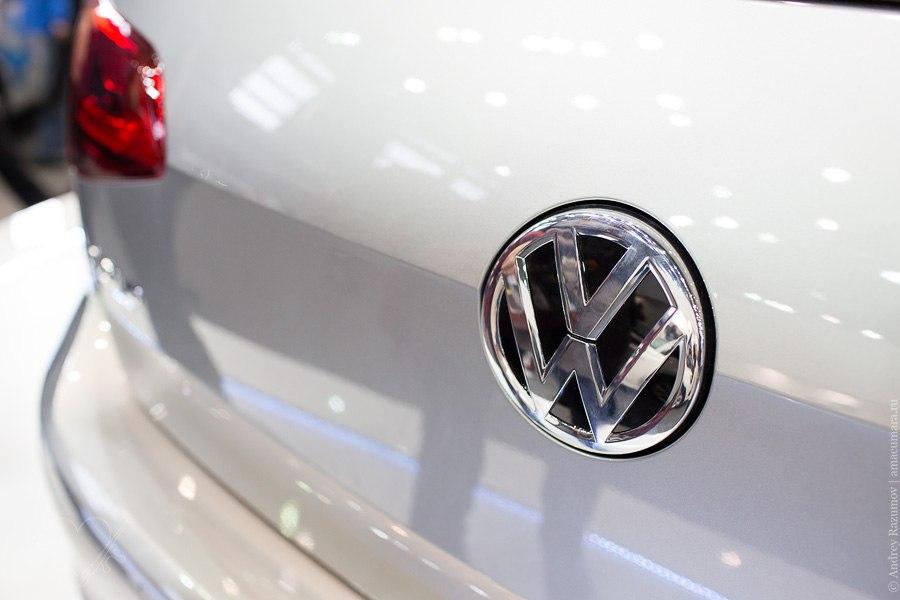 Volkswagen Golf VII Мир автомобиля