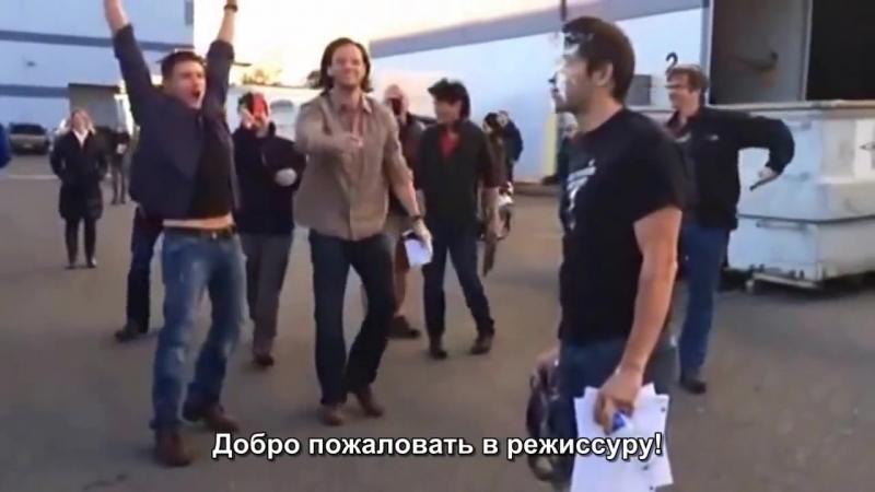 Трудовые будни Миши или 'без торта и режиссура не та' [rus subs]
