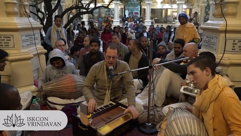 14.02.2019_Akinchan Krishna prabhu_24 Hour Kirtan_Evening Kirtan