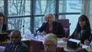Intervention de Marine Le Pen en commission Nous risquons de perdre Mayotte