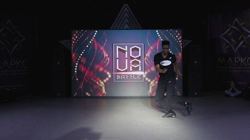 Stylez C  Judge showcase Hip hop  NOVA Battle