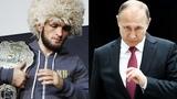 Путин хочет помирить Хабиба и Конора / Что Путин сказал Хабибу при личной встрече