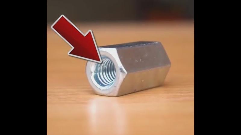 Самоделка из ручки от сломанной болгарки Возможно кому то пригодится ☝Home made from the handle of t