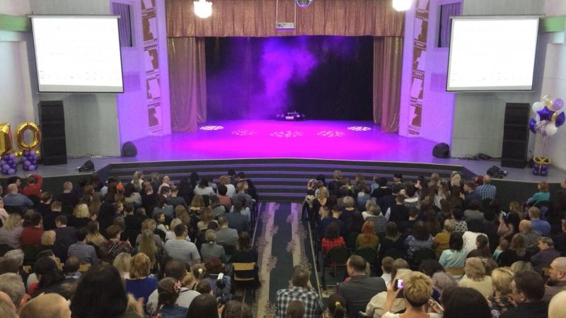 «По страницам творчества» - юбилейный концерт образцовой хореографической студии «Феерия»