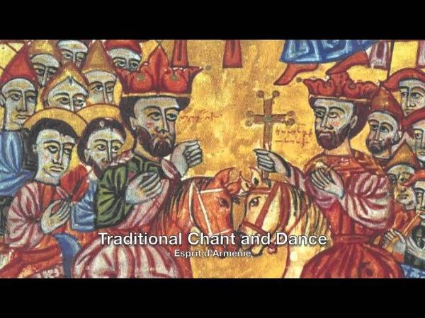 Traditionnal Armenian - Chant et danse