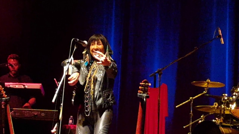 Buffy St Marie at The Aeolian in London Ontario 2018