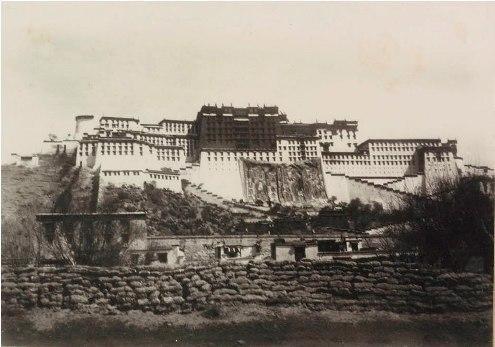 Невероятная история первой фотографии Лхасы