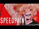 Himiko Toga Speedpaint