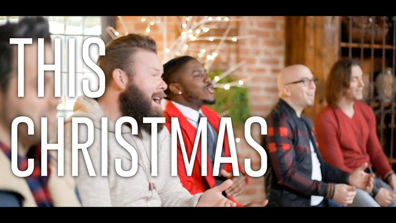 VoicePlay This Christmas Donny Hathaway Acappella Cover