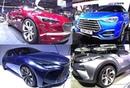 TOP 12 CONCEPT 2016, 2017 SUVs VS Sedans: Toyota, Nissan, Infiniti, Buick, Lexus , JAC