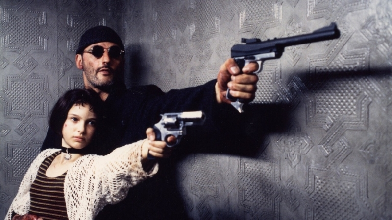 Sting – Shape of My Heart (OST Leon The Professional)