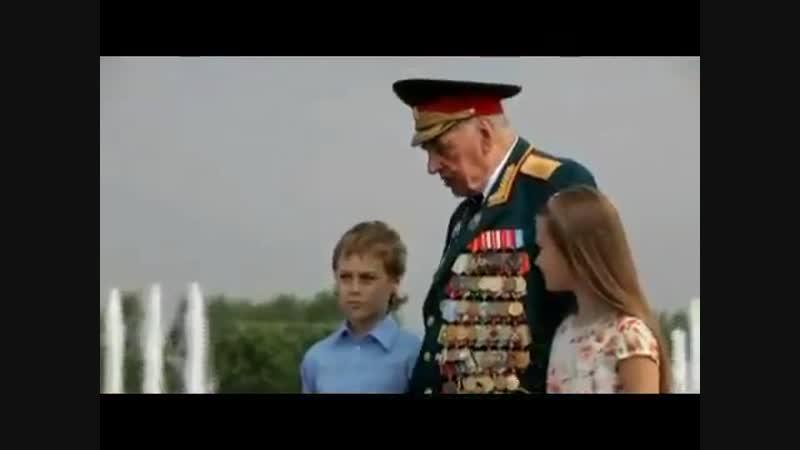 Маршал Победы на белом коне Николай Анников и гр Альфа