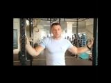 Любимые упражнения наших тренеров. Александр Давыдов