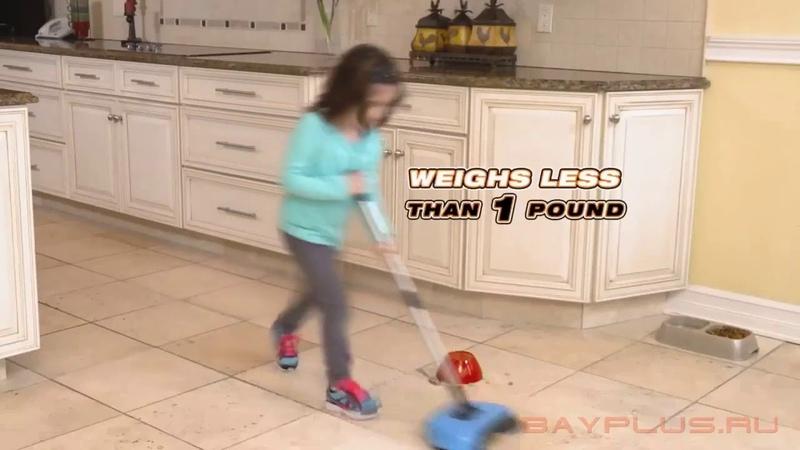 Автоматический веник с щетками Magic Sweeper