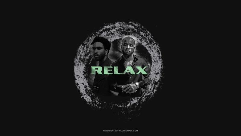 SAINt JHN x Tory Lanez Type Beat - Relax | Free RB/Rap Instrumental