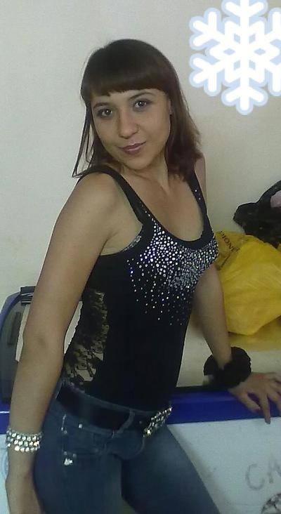 Кристина Фатеева, 20 октября 1988, Самара, id125180100