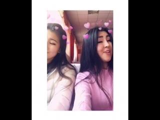 Chaki and Aidana ♡♡♡nege