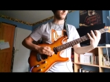 Toxic Garbage Island (Gojira) Cover ¦¦ Orb Metal Music
