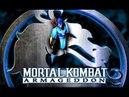 Mortal Kombat Armageddon K.A.F - Kreating comic Hydro - gameplay