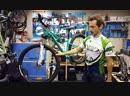 Правка тормозных дисков на велосипеде