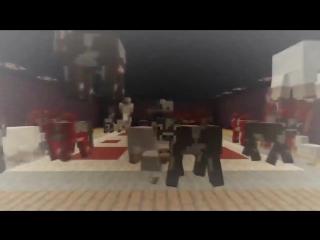 Stone Sour - Through Glass [Minecraft]