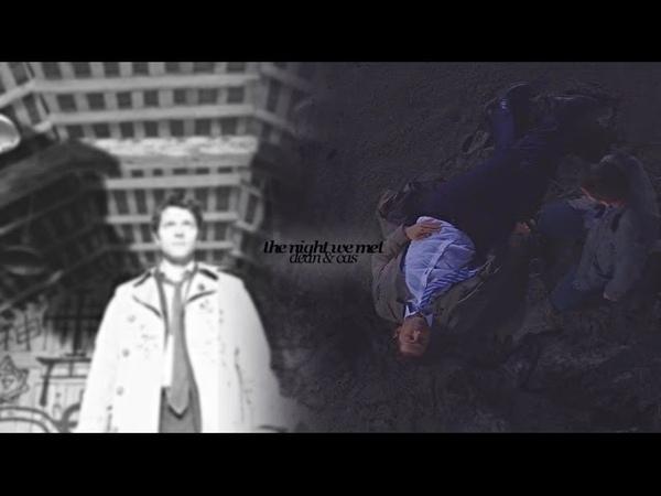 Dean & castiel || the night we met { 12x23}