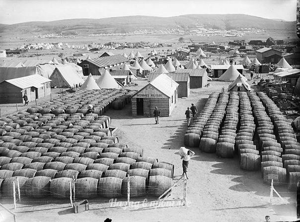 Винные заᴨасы французской армии ʙ ᴨервую мировую 1915 ᴦод
