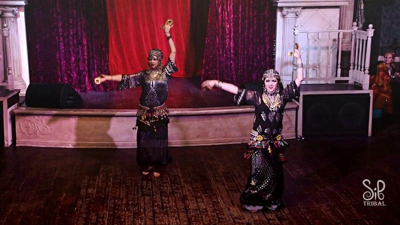 Tribal Studio PANDUC | Sahra Party SIBTRIBAL 2018