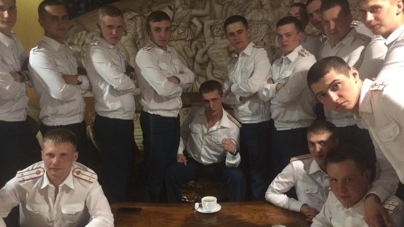 Офицеры МЧС ВЫПУСКНОЙ 2017