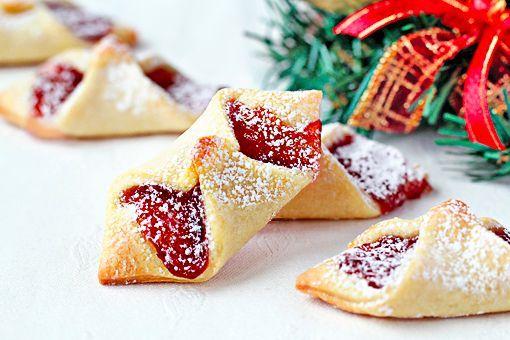 Печенье конвертики рецепт фото
