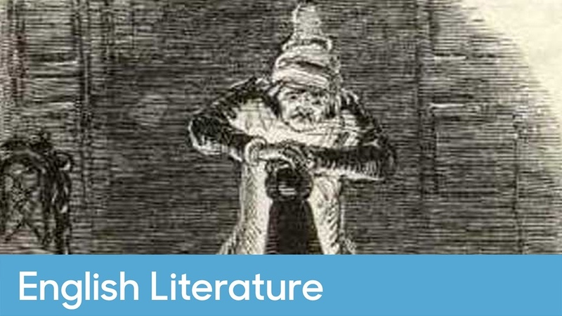 Part 3 The first of the three spirits English Literature A Christmas Carol