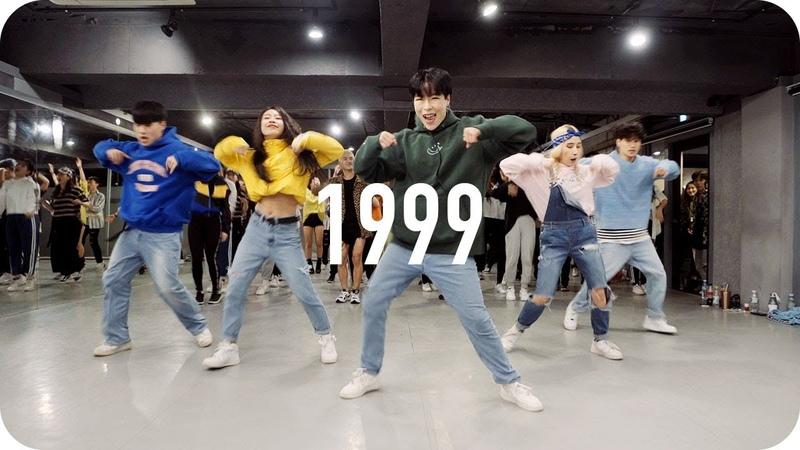 1999 - Charli XCX Troye Sivan / Hyojin Choi Choreography
