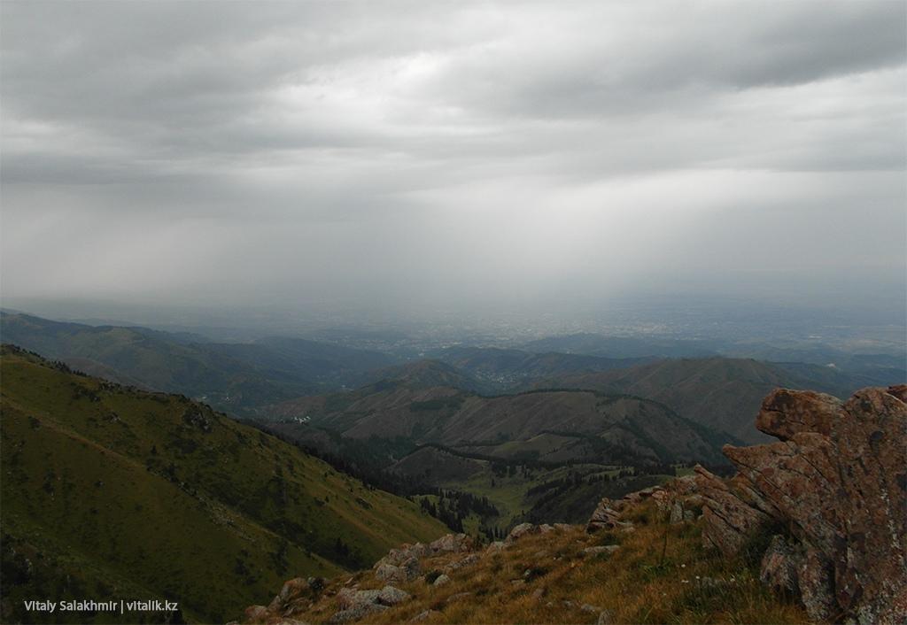Город за стеной дождя, Фурмановка 2018