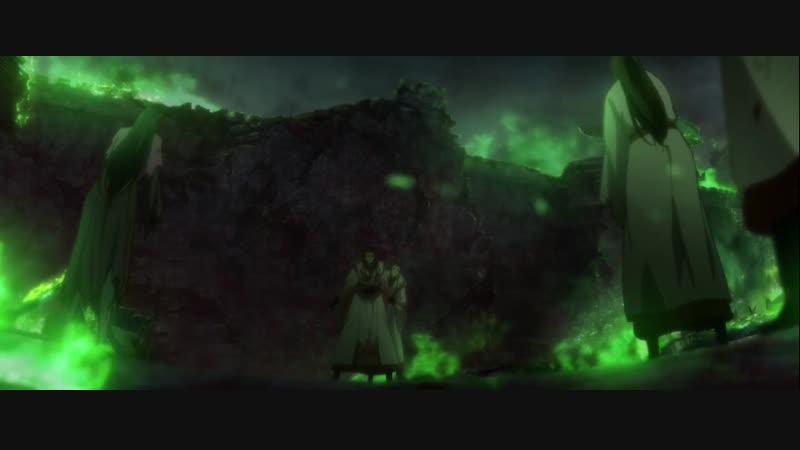 Магистр Дьявольского культа Mo Dao Zu Shi 15 серия Умиротворение Озвучка YouNet Translate