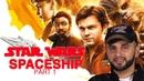 This Chocolate Star Wars Spaceship is... Stellar! Part 1/2