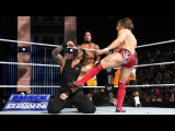 Daniel Bryan & The Usos vs. The Shield -- Six Man Tag Team Match: SmackDown, Sept. 20, 2013