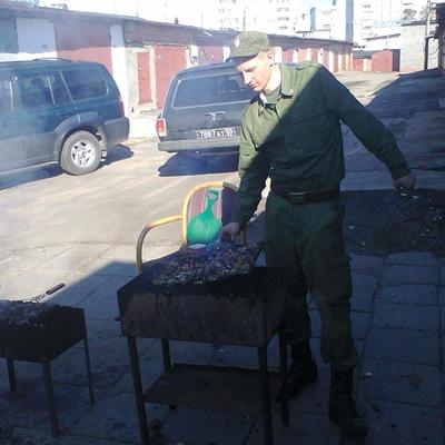 Леша Сержант, 20 марта 1992, Челябинск, id221422607